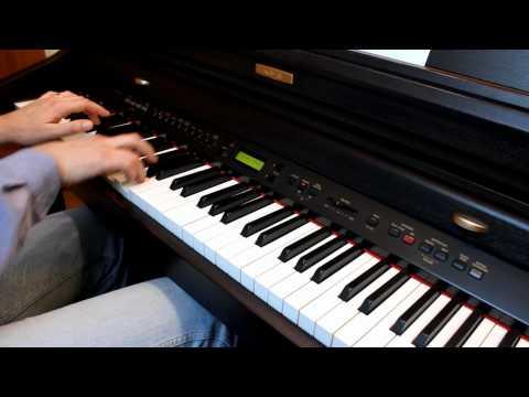 John Lennon - Imagine - Piano Instrumental - Revisited - HD