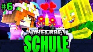 Das 1. DATE mit MEINER FREUNDIN?! - Minecraft SCHULE #06 [Deutsch/HD]