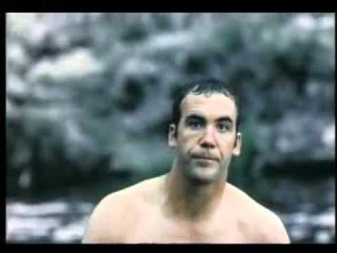Scotts Porridge 'Ice Swim' Advert