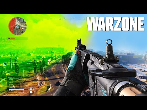 WARZONE BATTLE ROYALE GAMEPLAY! (Call Of Duty Battle Royale)