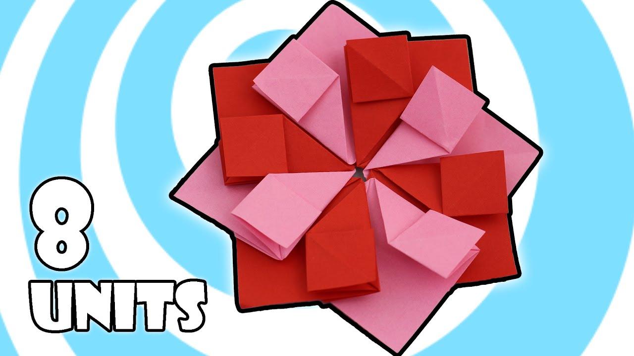 Tea Bag Folding - The art of Miniature Kaleidoscope Origami | 720x1280