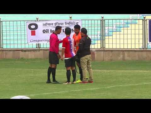 XI ONGC NETFT-2017 Opening Match