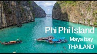 พาเที่ยวภูเก็ต,พีพี,สิมิลัน Phi Phi Island, Maya bay, Thailand #EP2