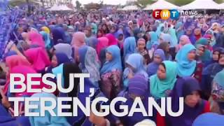 Battle-ready BN drums up support with new clip as psy-war heats up