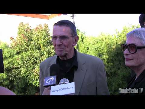 Leonard Nimoy 36th Annual Saturn Awards Red Carpet Report by Mingle Media TV