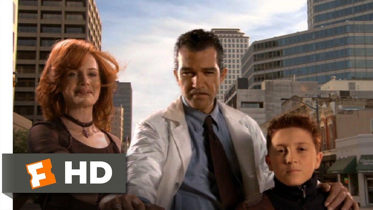 Spy kid 3 game over movie cast