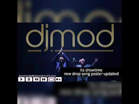 BOOM BOOM DOUBLE BOUNCE Dj m.o.d ft Dcash(clean teaser original)