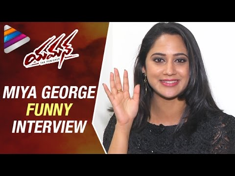 Miya George Funny Comments on Vijay Antony | Miya George Latest Interview | Yaman Movie