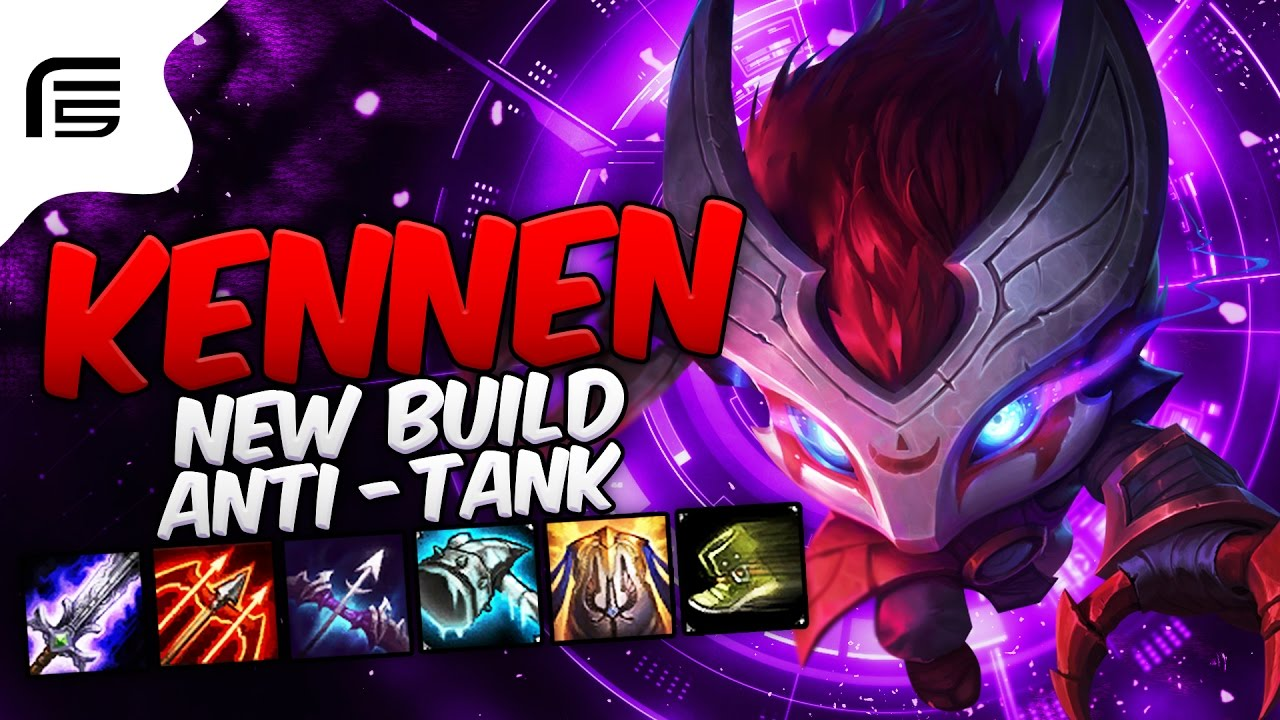 Shaco Build S7: NEW BUILD KENNEN TOP SEASON 7