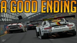 Gran Turismo Sport:  Ending The Video The Good Way