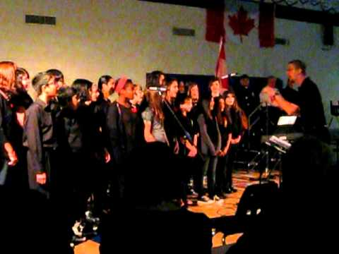 V.G. Singers - Remembrance Day (by Bryan Adams)