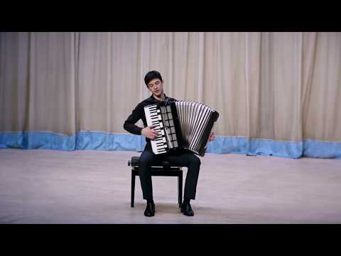 Шагалиев Марат - Д.Скарлатти - Соната F Moll