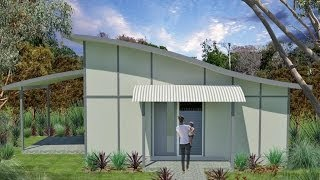 كيف بناء منزل, البيوت الجاهزة, المباني الجاهزه