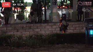 [11.14] (graphic) HK Police State - English Live #hongkong #protests #news