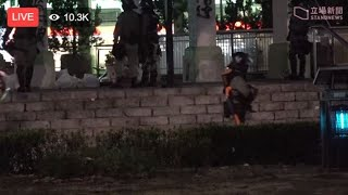 [11.14] (graphic) HK Police State - English Live #hongkong #protests #news