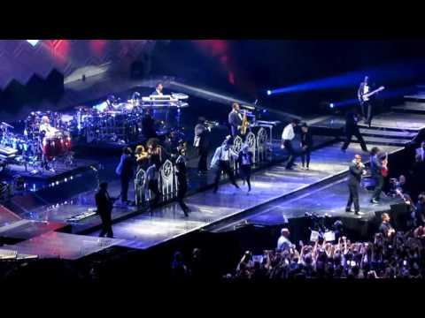 Концерт Justin Timberlake (Москва 17 мая 2014 г.)
