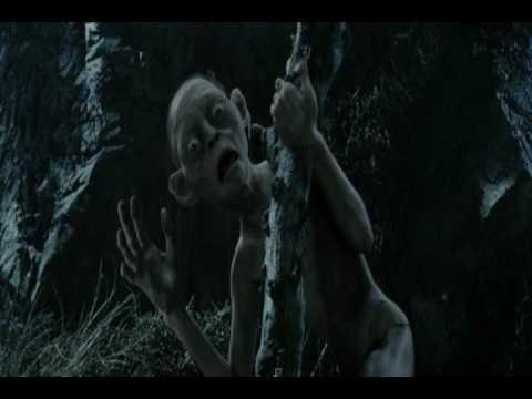 Gollum Scream Youtube