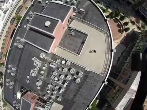 Virginia Beach Town Center - From Above