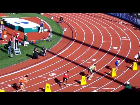 2010 NCAA Outdoor Track and Field Championship- 800 Meter Final