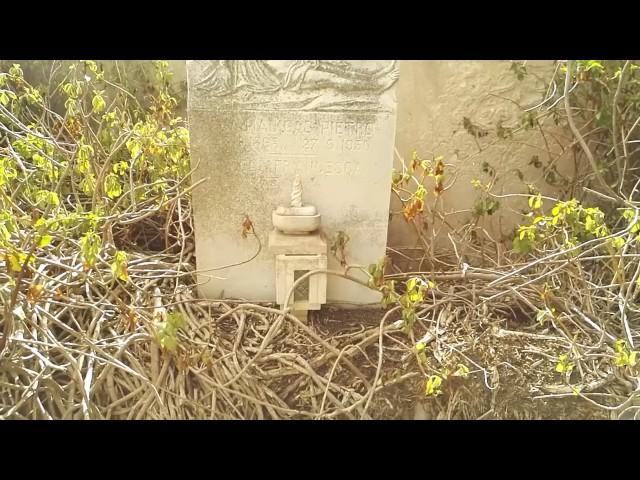 Sardina Urbex: Vecchio Cimitero Di Villarios