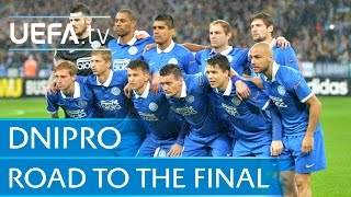 Highlights: Dnipro's run to the final