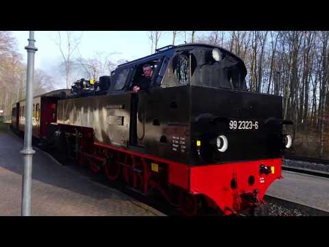 Molli Heiligendamm Bahnhof In Der Corona-Krise 28.03.2020