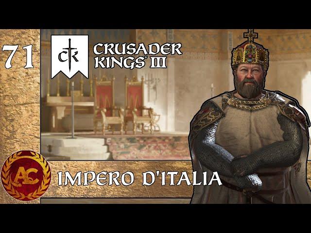UN LEGAME IN ORIENTE || CRUSADER KINGS III - SICILIA || GAMEPLAY ITA #71