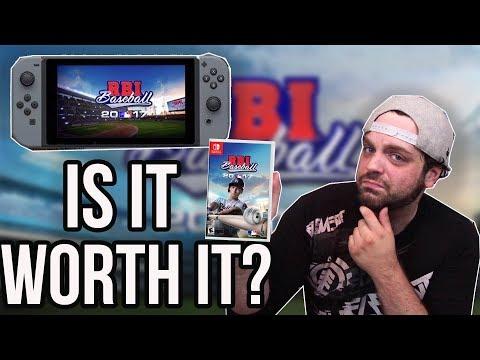 R.B.I. Baseball 17 Nintendo Switch - Is It Worth It?  | RGT 85