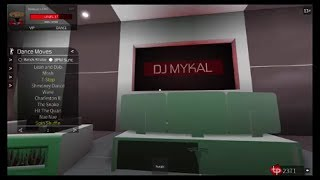 ROBLOX | CLUB TESLA GLITCH INTO DJ MYKALS ROOM!!