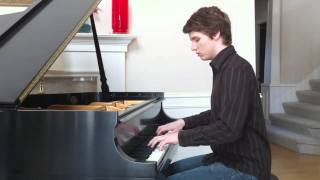 J. S. Bach: Fughetta, BWV961