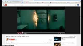 Superman Man of Steel Shows 22 the door opens. Illuminati Freemason Symbolism.