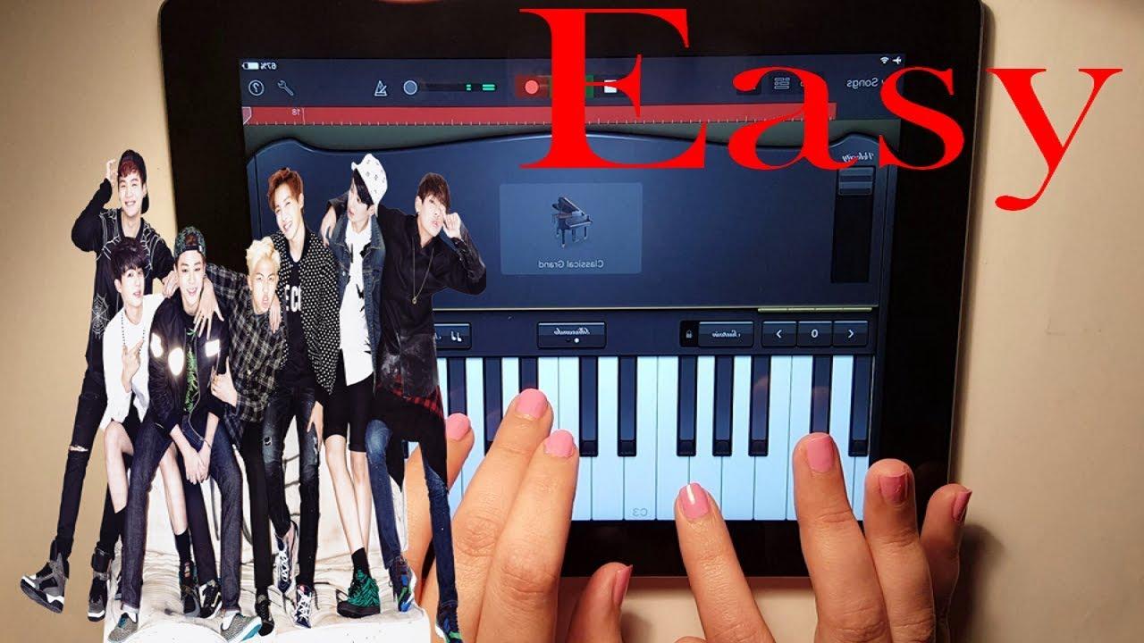 BTS 방탄소년단 - Let Go - Easy Piano Cover | Musicala