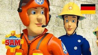 Feuerwehrmann Sam Deutsch Neue Folgen | Sam rettet Pontypandy - Spannende Rettungen 🚒Kinderfilm