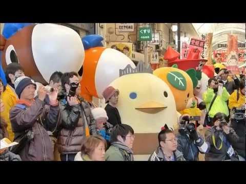 バリィさんのお友達大集合!! in 今治 2012