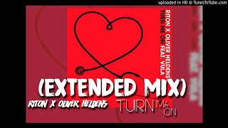 Riton x Oliver Heldens - Turn Me On ft. Vula  Extended Mix Video