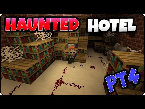 Minecraft PS3 & PS4 Haunted Hotel Part 4 - Ultimate Slasher Mini Game Showcase Tutorial Gameplay