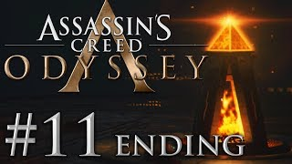 Finishing Our Odyssey... | Assassin's Creed Odyssey - #11 (Final ENDING) [Live Archive]