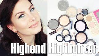 MEINE HIGHEND HIGHLIGHTER / Becca, Mac, The Balm #SammlungsSonntag