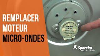 Comment réparer votre four à micro-ondes - Remplacer le moteur ?
