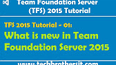How to Merge code between different branches in TFS 2015