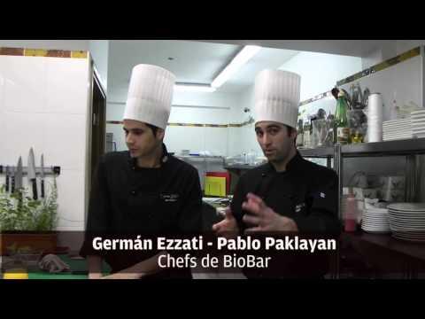 BIOBAR. Se inauguró en Montevideo el primer restorán ecológico