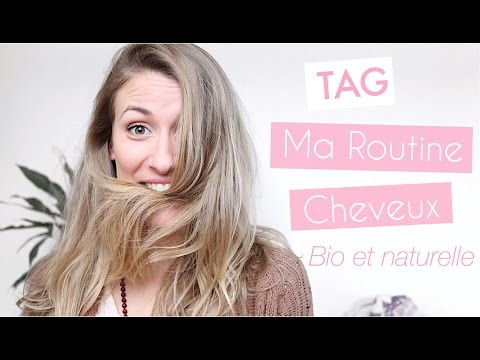 TAG | Ma routine cheveux 🌿 (bio et naturelle)