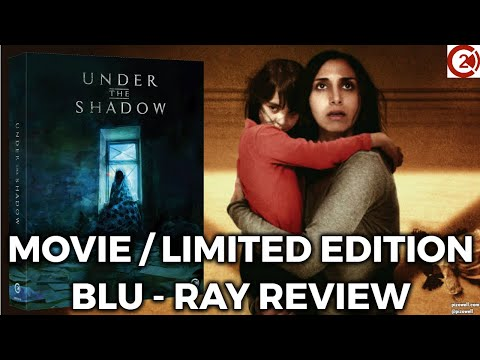 UNDER THE SHADOW (2016) - Movie/Limited Edition Blu-ray Review (Second Sight Films)