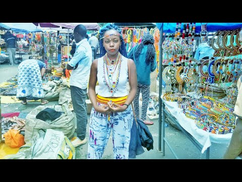 VLOG/EVERYTHING YOU SHOULD KNOW ABOUT MAASAI MARKET IN NAIROBI/KENYA!