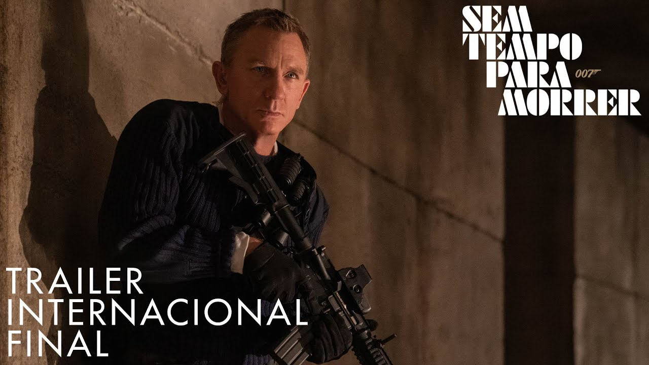 Download 007 – SEM TEMPO PARA MORRER | TRAILER DUBLADO INTERNACIONAL FINAL