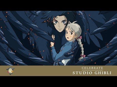 Howl's Moving Castle - Celebrate Studio Ghibli - Official Trailer