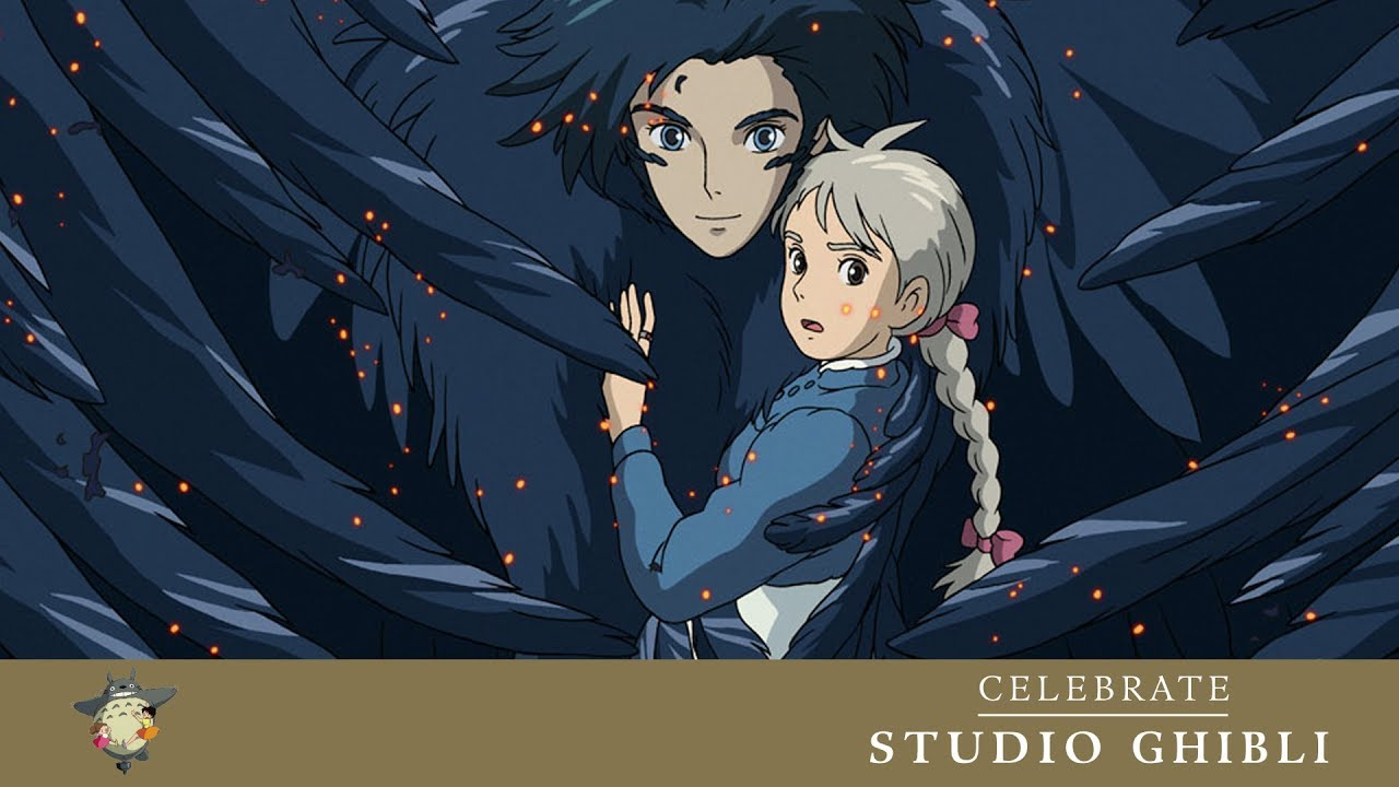 Howl S Moving Castle Celebrate Studio Ghibli Official Trailer Youtube