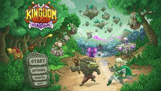 Kingdom Rush Origins (PC) Full HD - Grey Ravens