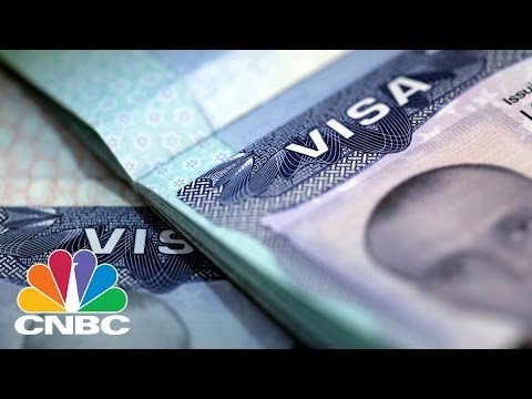 Donald Trump's Issues With H1B Visas And Immigration | CNBC