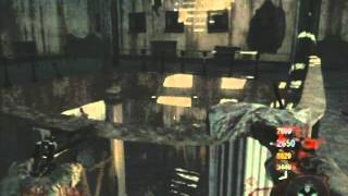 Kino Der Toten ontop teleporter and balcony's Thumbnail